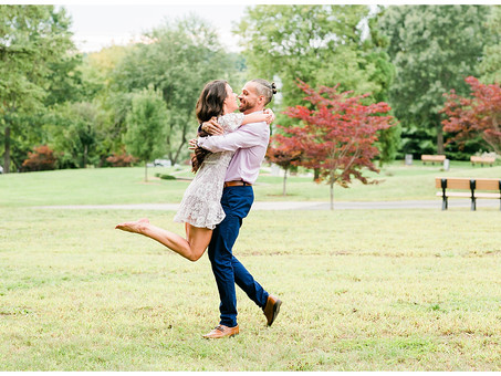 Benson Farm Engagement Session
