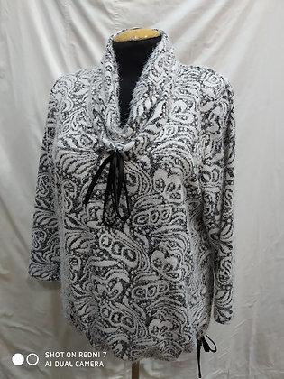 блузка пух