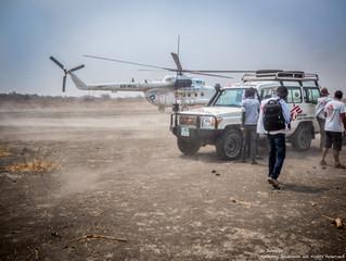 Surviving through South Sudan