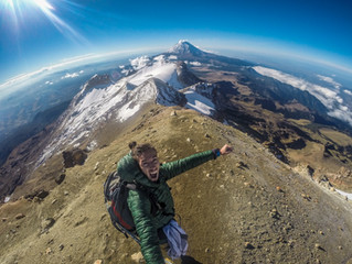 A guide to climbing volcano Itzaccihuatl on your own