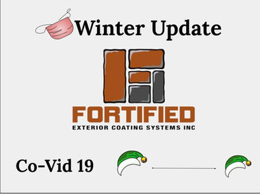 Winter Co-Vid 19 Update
