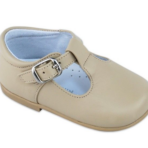 """Saltin&Banquin """"Pepito Piel""""beige shoes"""