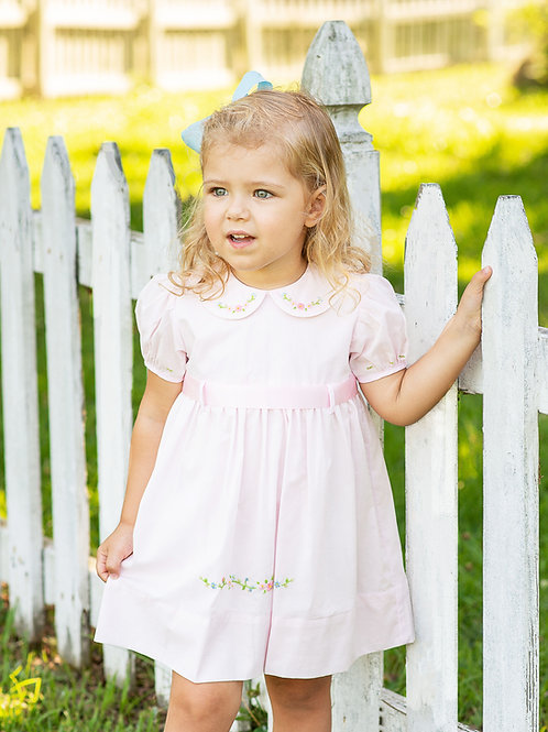 Lullaby set Patty dress- Pink