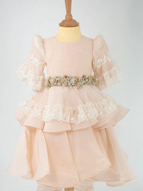 """via bambino"" girls dress"
