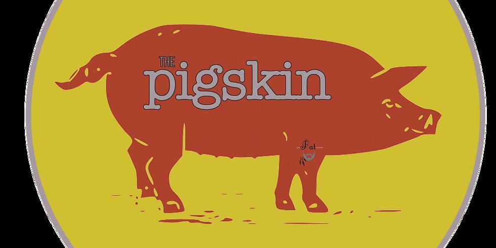 The Pigskin Burger
