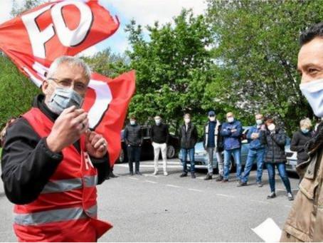 Agroalimentaire. 70 salariés de l'usine Gaillard, à Locminé, font grève et dénoncent des pressions