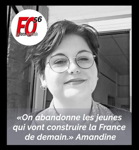 Témoignage : On abandonne les jeunes qui vont construire la France de demain.