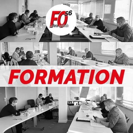 L'Union Départementale FO forme ses conseillers du salarié.