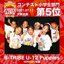 5-B-TRIBE U-12 Puppies.png