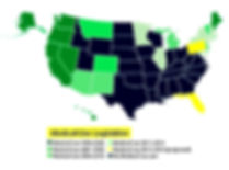 medical cannabis laws by state