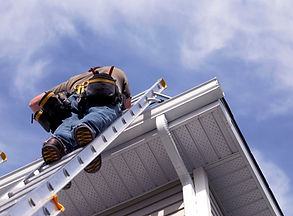 Roofing, guttering, downpipes, gutters, gutter, new roof