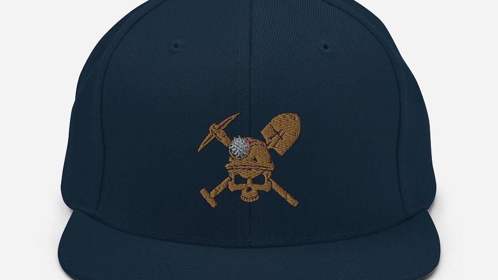 EAM Snapback Hat