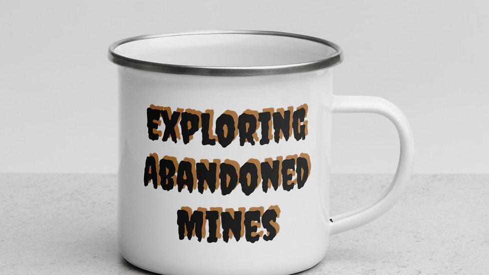 EAM Enamel Mug