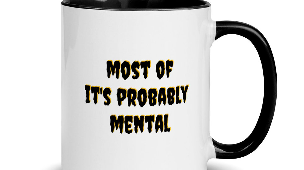 Probably Mental - EAM Mug