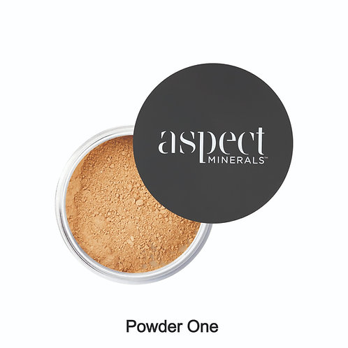 ASPECT MINERALS - POWDER SPF 25