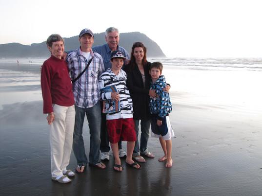 Cannon Beach, Oregon Summer 2011