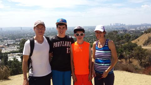 Griffith Park, Los Angeles, California Fall 2014