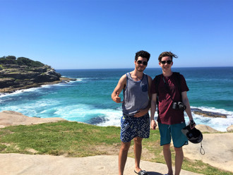 Bondi Beach, Australia March 2018