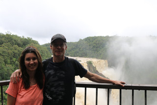 Kuranda Falls, Australia March 2018