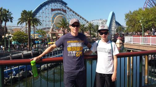 Disneyland, California September 2014