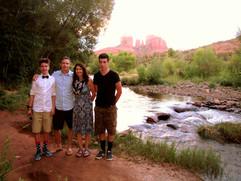 Sedona, Arizona August 2015