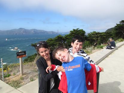 San Francisco, California Fall 2011