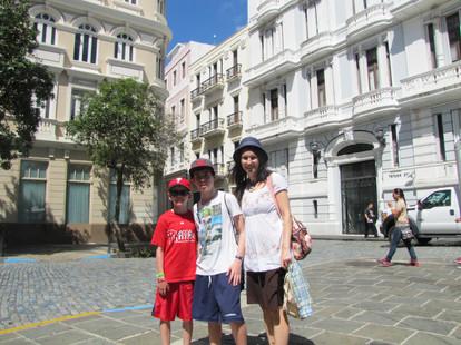San Juan, Puerto Rico Spring 2012