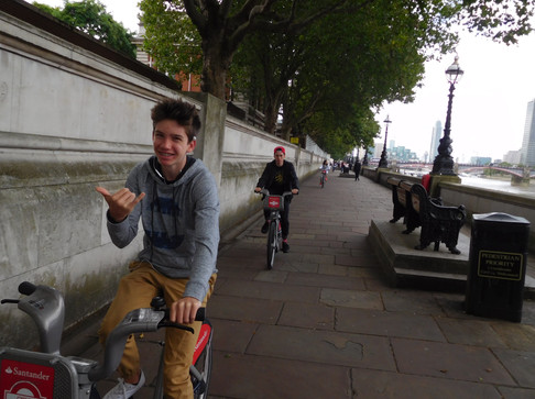 London, England August 2016