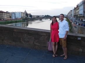 Ponte Santa Trinita, Florence, Italy July 2016