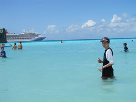 The Bahamas, Spring 2012