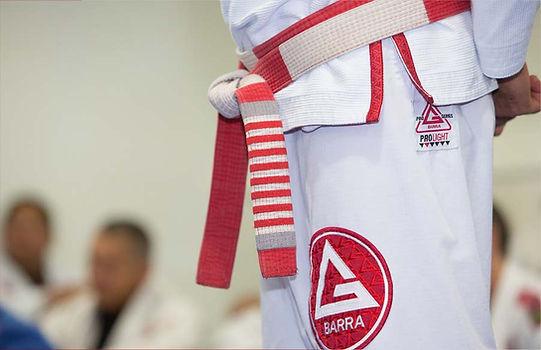 master carlos gracie's red belt