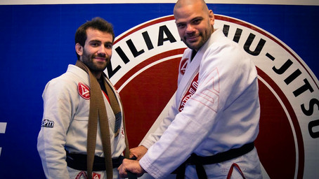 Gracie Barra Fulham | BJJ | Belt Graduation | 17th of March