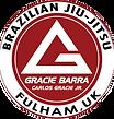 Logo Gracie Barra Fulham
