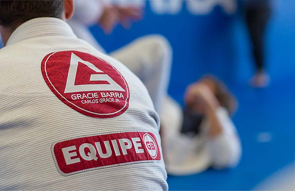 Gracie Barra Oval School