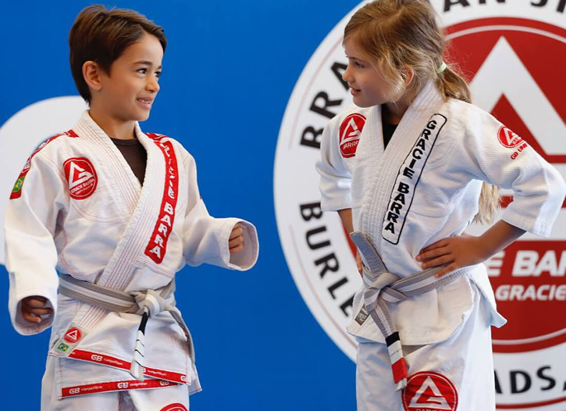 Kids Free Intro Class 4 - 6 Years Old