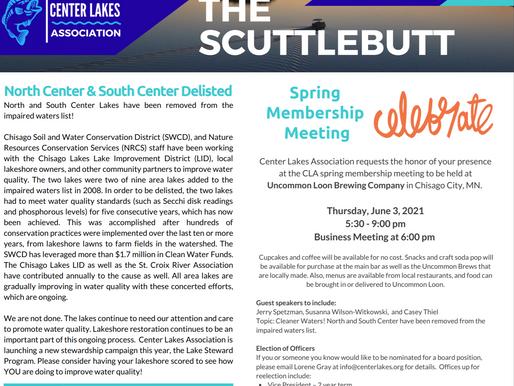 The Scuttlebutt - Spring 2021