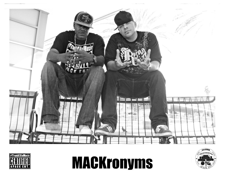Mackronyms