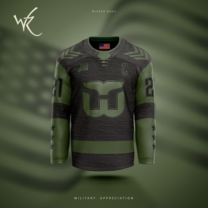 Whalers Military