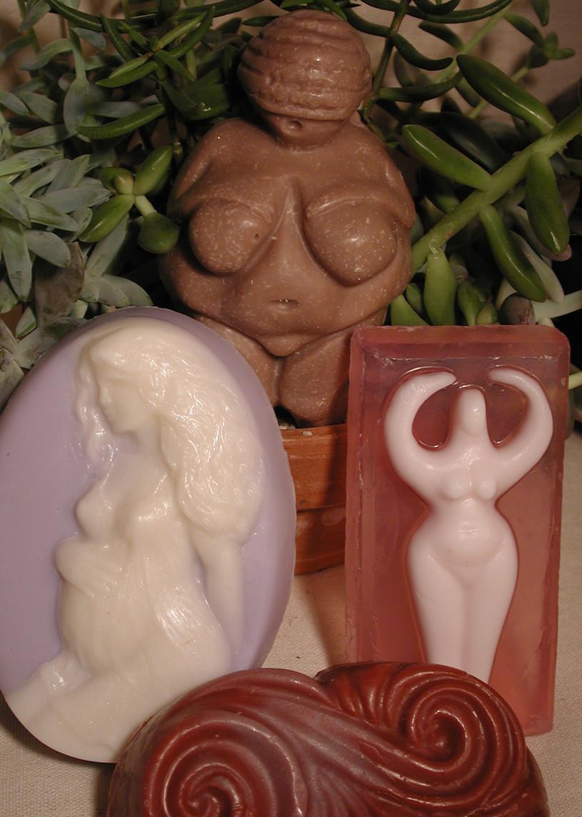 "Barbara Thomas, ""Goddess Collection"""