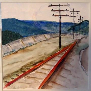 Deborah Silverstein, Red Tracks