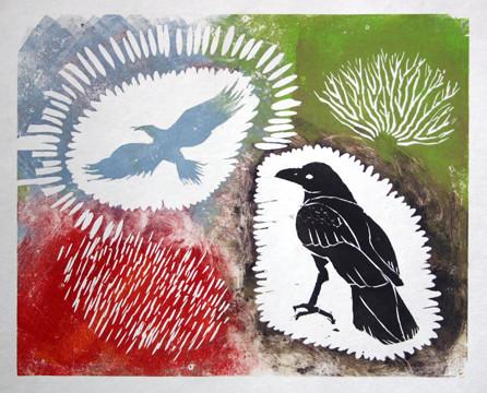 "Jennifer Fuchel, ""Crow Dreams"""