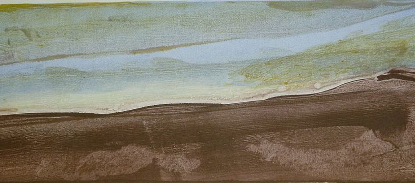 """Kathy Jenkins, """"Touchpoint – Water's Edge"""""""