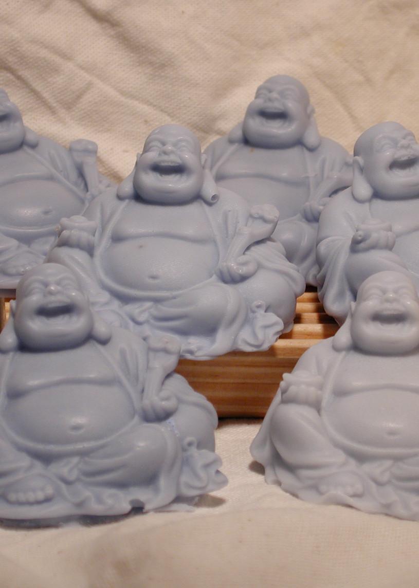 "Barbara Thomas, ""Buddha Soap"""