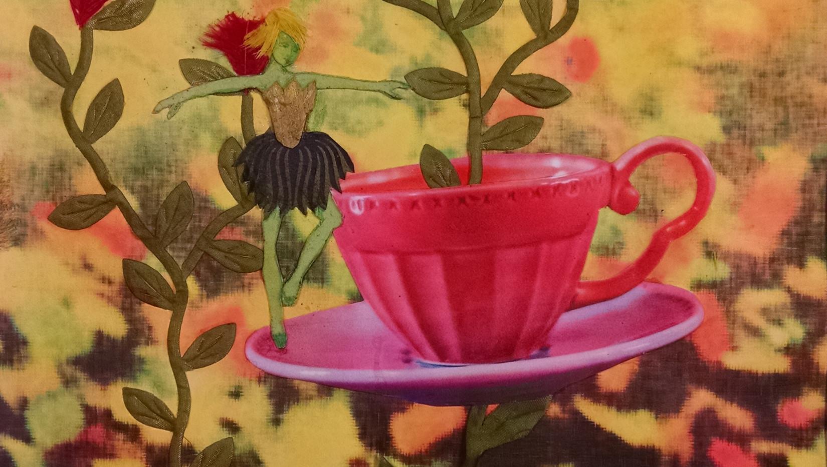 """Marci Davis,  """"Flower Dancer"""""""