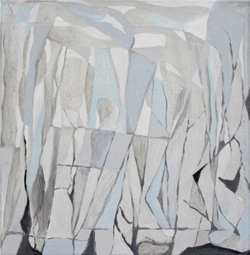 "Jennifer Fuchel, ""Grey Series #1"", 2012"