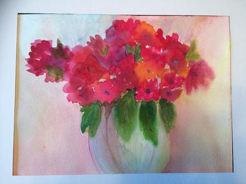 """Gail Francine Liebhaber, """"Spring bouquet"""""""