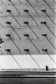 "John Heymann, ""New York City Shadows"""