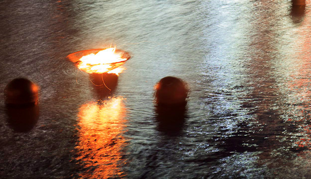 """Phil Olenick, """"Fire Water"""" (2010"""")"""