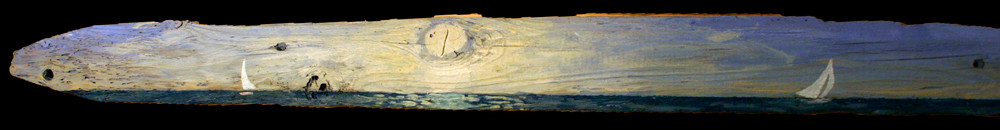 "Jennifer Fuchel, ""View from Wood's Hole"""