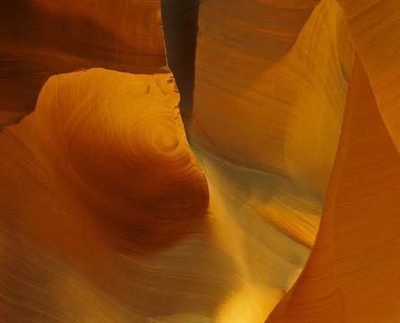 "John Heymann, ""Lower Antelope Canyon, AZ"""